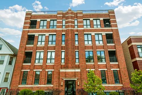 2663 N Ashland Unit 2N, Chicago, IL 60614 West Lincoln Park