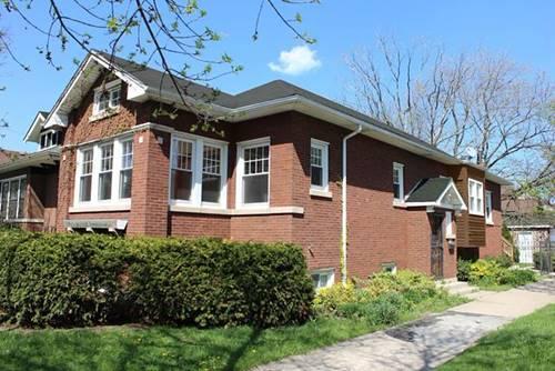 2756 W Gunnison, Chicago, IL 60625 Lincoln Square