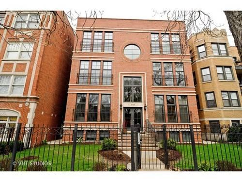 4721 N Malden Unit 3N, Chicago, IL 60640 Uptown