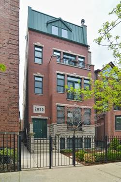 2030 N Burling Unit 2, Chicago, IL 60614 Lincoln Park