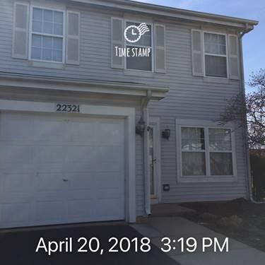 22321 W Niagara, Plainfield, IL 60544