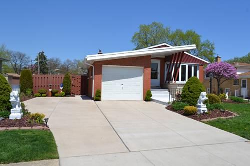 10009 S Kilbourn, Oak Lawn, IL 60453