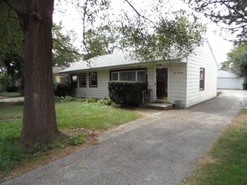 414 S Warwick, Westmont, IL 60559