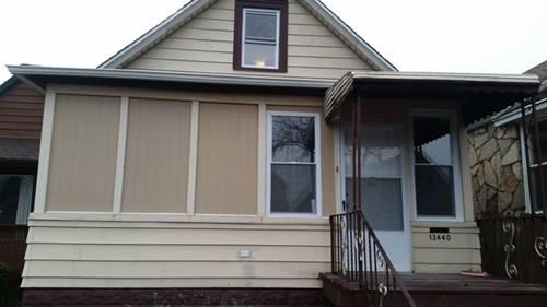 13440 S Burley, Chicago, IL 60633