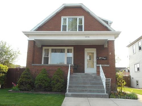 2816 N New England, Chicago, IL 60634
