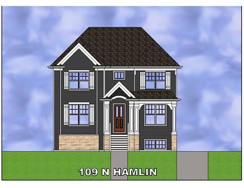 109 N Hamlin, Park Ridge, IL 60068