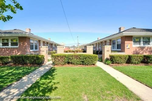 465 Oak Unit 2, Des Plaines, IL 60016