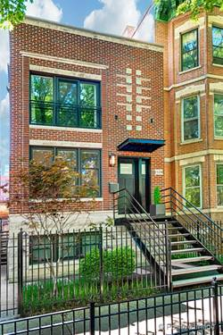 2228 N Bissell, Chicago, IL 60614 West Lincoln Park