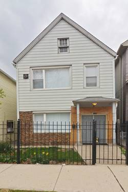 1642 N Campbell, Chicago, IL 60647