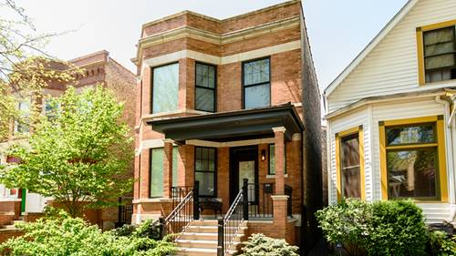 3640 N Paulina, Chicago, IL 60613 Lakeview
