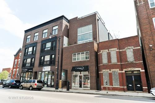 1721 W North Unit PH, Chicago, IL 60622 Wicker Park
