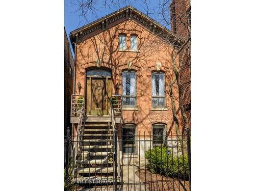 1248 W Webster, Chicago, IL 60614 West Lincoln Park