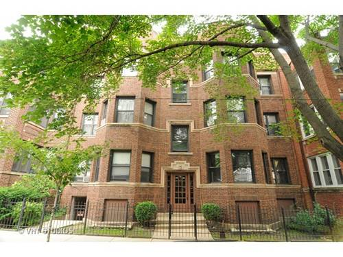 1536 W Rosemont Unit 1W, Chicago, IL 60660 Edgewater