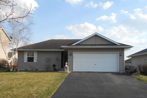 718 Redwood, Genoa, IL 60135