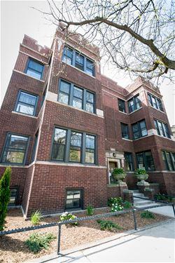 3548 N Racine Unit 2, Chicago, IL 60657 Lakeview