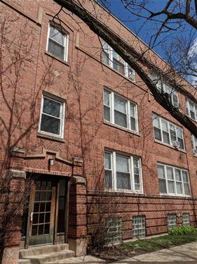 1406 W Farragut Unit 2, Chicago, IL 60640 Andersonville