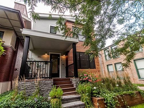 1751 W Berwyn, Chicago, IL 60640 Andersonville
