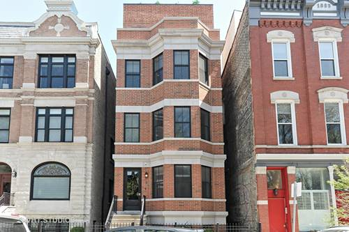 1905 N Bissell Unit 3, Chicago, IL 60614 West Lincoln Park