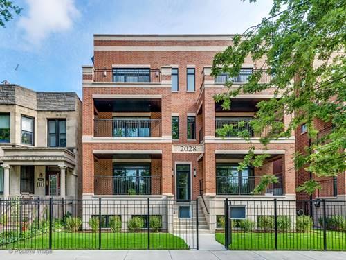 2028 W Lemoyne Unit 1E, Chicago, IL 60622 Wicker Park