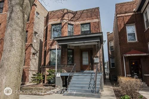 2438 W Wilson Unit G, Chicago, IL 60625 Lincoln Square
