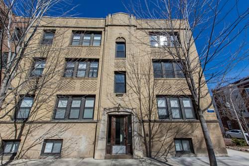 1150 W Cornelia Unit 1, Chicago, IL 60657 Lakeview