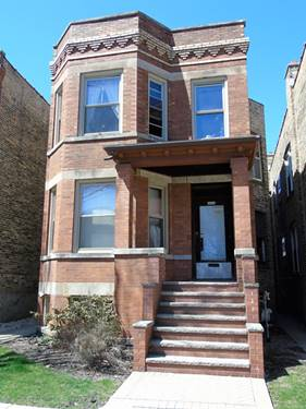 3622 N Albany, Chicago, IL 60618