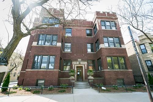 1201 W Addison Unit 3, Chicago, IL 60613 Lakeview