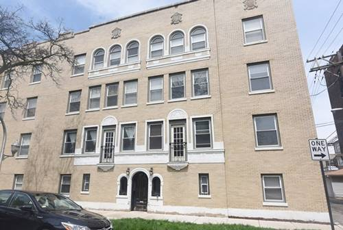 2620 W Rosemont Unit 2, Chicago, IL 60659