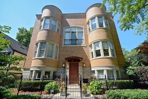 2620 N Seminary, Chicago, IL 60614