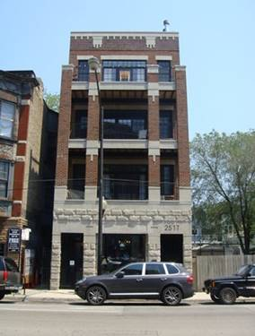2517 N Halsted Unit 3, Chicago, IL 60614 Lincoln Park