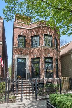 1940 W School, Chicago, IL 60657 Roscoe Village