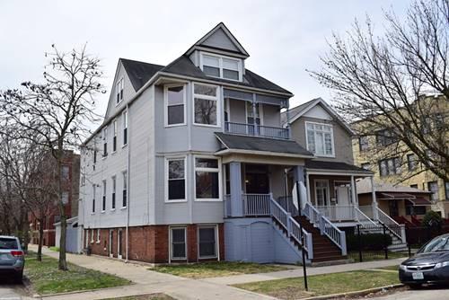 1901 W Larchmont, Chicago, IL 60613 North Center