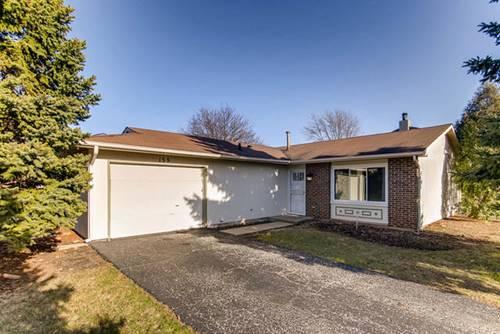 155 Poplar, Glendale Heights, IL 60139