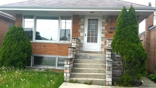 7810 Mayfield Unit HOUSE, Burbank, IL 60459