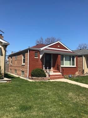 3708 W 79th, Chicago, IL 60652
