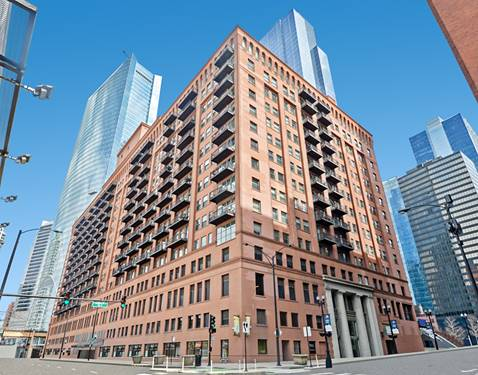 165 N Canal Unit 1305, Chicago, IL 60606 West Loop