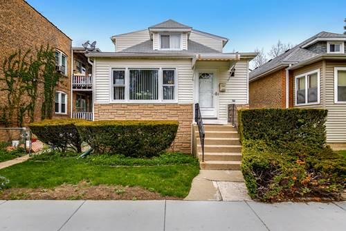 5054 W Winona, Chicago, IL 60630