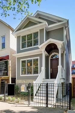 2253 W Melrose, Chicago, IL 60618 Roscoe Village