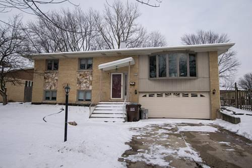 15313 Pine, Oak Forest, IL 60452