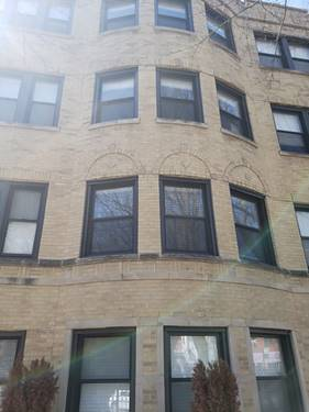 3138 N Seminary Unit GDN, Chicago, IL 60657 Lakeview