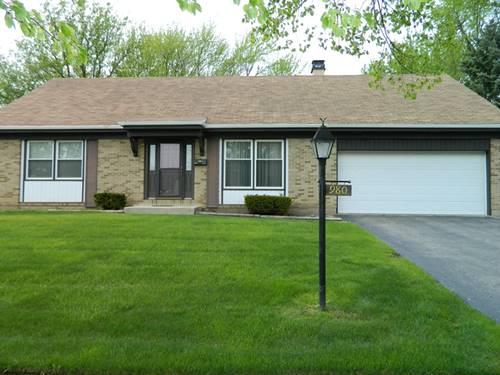 980 Patriot, Hoffman Estates, IL 60192