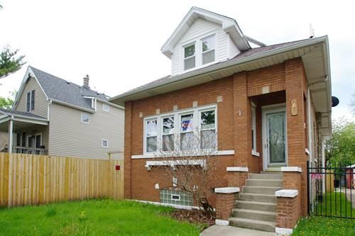 5673 W Grover, Chicago, IL 60630