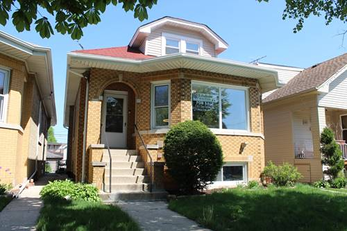 3225 N Natchez, Chicago, IL 60634