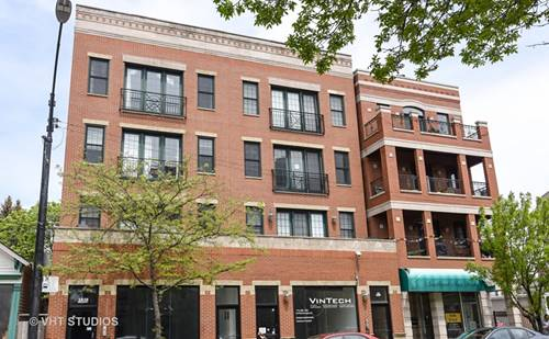 1838 W Belmont Unit 3, Chicago, IL 60657 Roscoe Village