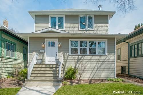 744 Hayes, Oak Park, IL 60302