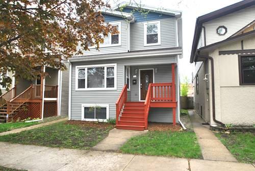 4676 N Kasson, Chicago, IL 60630