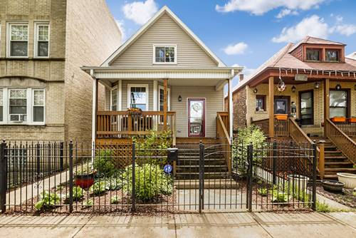 3705 W Sunnyside, Chicago, IL 60625
