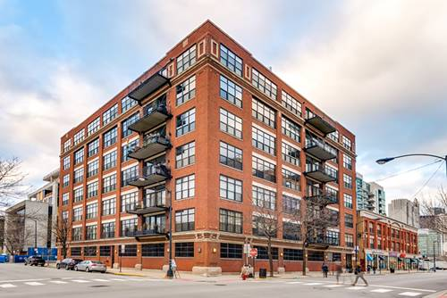 850 W Adams Unit 4B, Chicago, IL 60607 West Loop