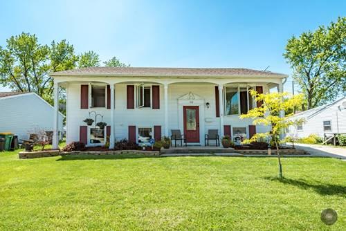 312 Hickory, Romeoville, IL 60446