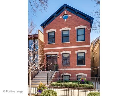 1809 N Sedgwick, Chicago, IL 60614